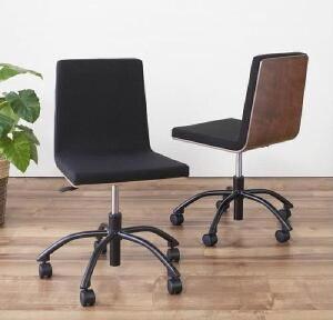【送料無料】チェア1脚選べる組み合わせ異素材デザインシステムデスクエーベル(カラーオーク)机台テーブルイス椅子
