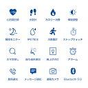 【2020年上半期受賞】 スマートウォッチ 活動量計 母の日ギフト 心拍計 腕時計 歩数計 IP67防水 スマートブレスレット レディース メンズ 時計 着信通知 消費カロリーアラーム ストップ・ウオッチ iphone Android Line対応 母の日ギフト 3