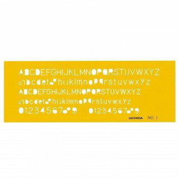 製図用品, 製図用テンプレート  NO1 1-843-1001 abt-1624681APIs