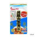 つぼ市製茶本舗 高原六条麦茶 ティーバッグ 400g(40袋) 12セット  【abt-1628014】【APIs】 (軽税)