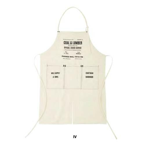 エプロン・三角巾, エプロン  Butterfield BrosCo. DS-2882IV yst-1211645APIs