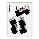インテリアアート BAUHAUS バウハウス Bauhaus Weimar Ausstellung 1923 IBH-70046  【yst-1298423】【APIs】