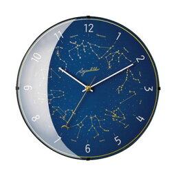 ウォールクロック 掛け時計 Stellaestrellaステラエストレア CL-3359  【yst-1558493】【APIs】