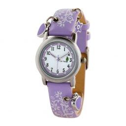 CACTUS(カクタス) キッズ用腕時計 ガールズデザイン CAC-28-L09 パープル  【yst-1659683】【APIs】