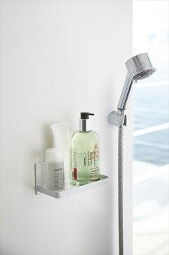 tower 石鹸・歯ブラシ・タンブラーなどを収納できる マグネットバスルームラック タワー ホワイト 貼り付け位置が簡単に調節可能 おしゃれ雑貨 おすすめ 人気