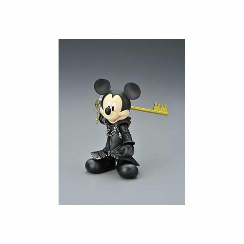 【中古】Square Enix キングダムハーツ PLAY ARTS Action Figure  King Mickey(王様)[箱小ダメージあり] [併売:0SJ0]【赤道店】