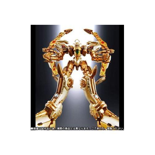 【中古】スーパーロボット超合金 創聖のアクエリオン ゴールドソーラーアクエリオン(魂ウェブ限定)[併売:0UVI]【赤道店】画像