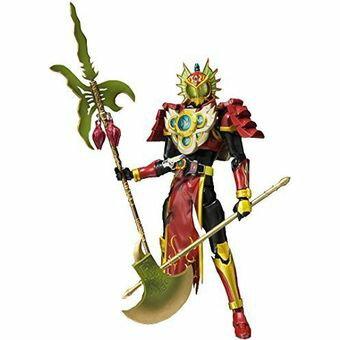 Kamen Rider ryugen S.H.Figuarts :0TGC