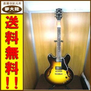 【一万以上送料無料】【中古】Gibson Memphis / ギブソン メンフィス / ES-335 Plain【楽器/ギ...