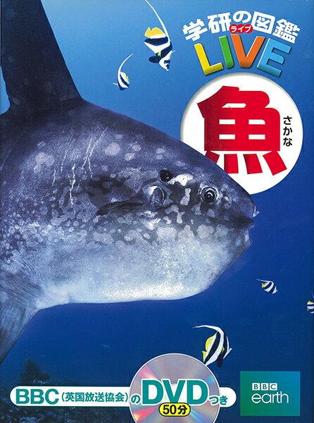 【7/1から最大450円OFFクーポン!】【高ポイント還元】学研の図鑑LIVE 魚