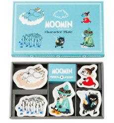 MOOMIN(ムーミン)キャラクタープレートセットMM970-127