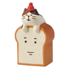 デコレconcombre(コンコンブル)やまねこベーカリー猫と食パンさんZCB-92311