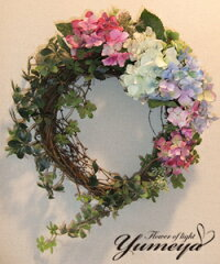 <ゆめや>ずっと飾れるお花(アーティフィシャルフラワー)です。《ゆめや》35cmアーティフィ...