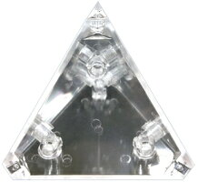 カタカムナゴッドピラミッド単体(正四面体)