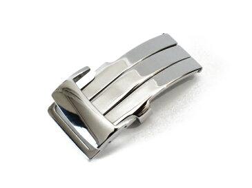 「 ブライトリング ( BREITLING )向け」 輸入王オリジナル Dバックル 社外品 メンズ 腕時計 ベルト用