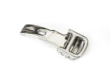 「 パシャ バロンブルー 向け」輸入王オリジナル バックル 社外品 12mm シルバー レディース カルティエ腕時計用