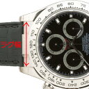「ロレックス(ROLEX)向け」輸入王オリジナル デイトナ用 オイスター ブレス 20mm ツヤあり メンズ 腕時計用 社外品 GMTマスター ミルガウス などにも最適 2