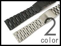 「ソニー(Sony)向け」輸入王オリジナルSmartWatch2用ブレスSSベルトSW2スマートウォッチ2腕時計用社外品