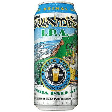 ビール ピザポート(ピッツァポート) スワミーズ IPA 473ml クール便 (44-0)(75693)(ca) アメリカ beer