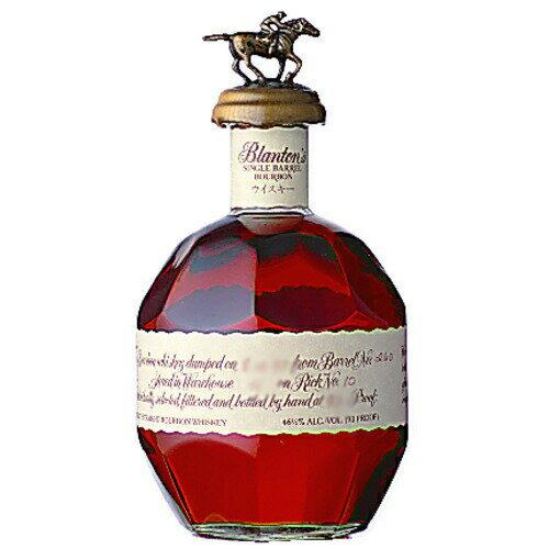 ウイスキーブラントンシングルバレル正規品750ml(91022 )洋酒Whisky(37-0)