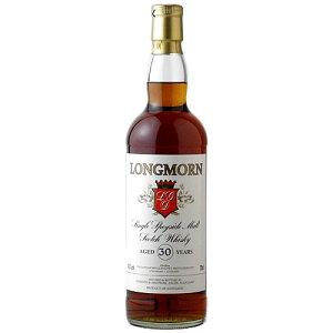 G&M ロングモーン 30年 700ml
