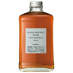 ウイスキー ニッカ フロム ザ バレル 500ml☆ (14019) 洋酒 Whisky(23-4)