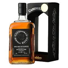 ケイデンヘッド (WmC) ハイランドパーク 1992 22年 シェリーバット for WhiskyLive 201...