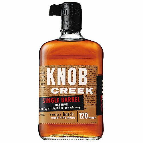 ウイスキーノブクリークシングルバレルリザーブ9年60度750ml(71387)洋酒Whisky(35-3)