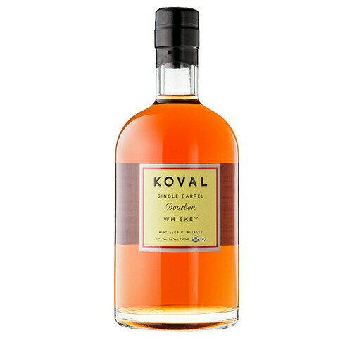 ウイスキーコーヴァルシングルバレルウイスキーバーボン750ml(71496)洋酒Whisky(74-3)