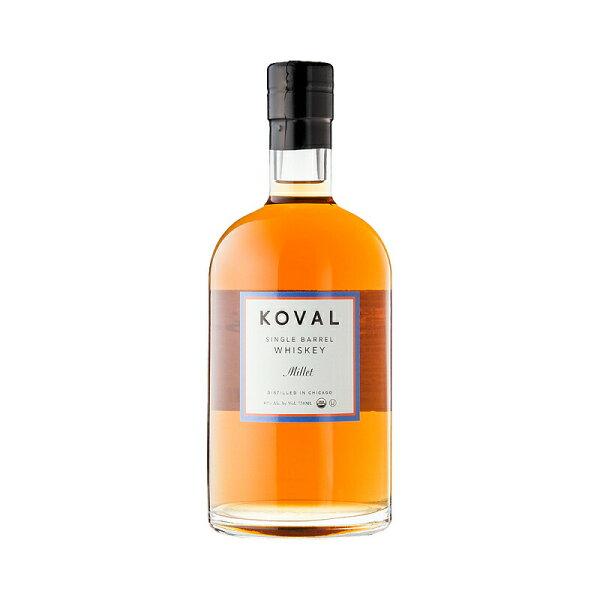 ウイスキーコーヴァルシングルバレルミレット750ml(71498)洋酒Whisky(74-3)
