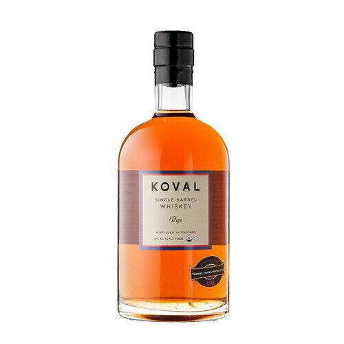 ウイスキーコーヴァルシングルバレルウイスキーライ750ml(71499)洋酒Whisky(74-3)