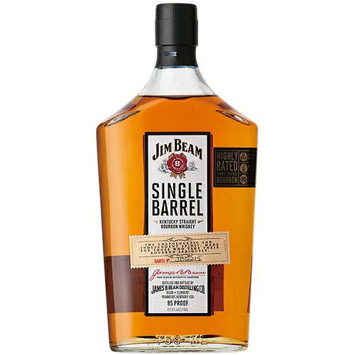 ウイスキージムビームシングルバレル750ml(71114)洋酒Whisky(22-3)