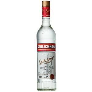 ウォッカ ストリチナヤ レッド 40度 750ml (73514) スピリッツ vodka(25-2)
