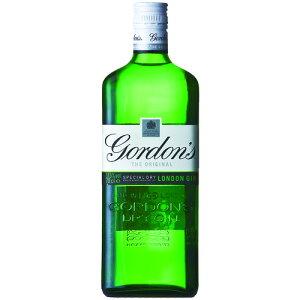 ゴードン・ジン 37° グリーン・ボトル 700ml