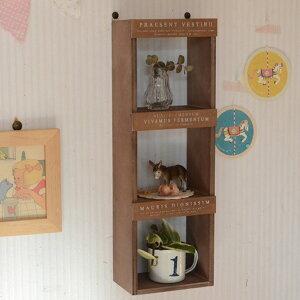 木製壁掛け棚