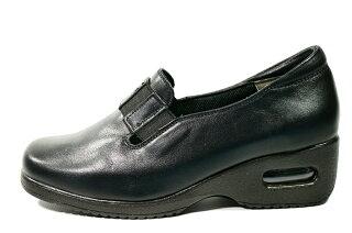 立ち仕事婦人革靴日本製ゴムエアークッション底カジュアル革シューズ痛くない靴疲れない靴送料無料歩いても疲れない靴