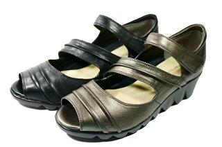 パンプス外反母趾高級感前あきベルト革歩きやすい疲れない靴痛くない靴パンプス代引き手数料込送料無料】皮