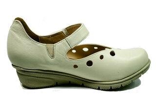 パンプス日本製ベルトベルクロ軽量底パンチカジュアル革シューズ痛くない靴疲れない靴送料無料歩いても疲れない靴