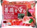 自然応用科学 まくだけで薔薇を守るマルチング材14リットル