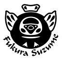 【ふくらすずめ(福良雀) Fukura Suzume 大判Lサイズ カッテ...