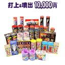 送料無料!!!どっさり花火セット☆『打上&噴出10,000円...