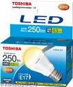 【¥5250以上で送料無料から発送】lda4le17*ミニクリプトン形[小型電球形]東芝LED電球LDA4L-E17...