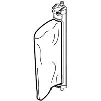 【メール便発送可能】シャープ 洗濯機用 糸くずフィルター(210 337 0413)[2103370337 2103370235 2103370353の代替品 SHARP 純正 正規品 交換 部品 パーツ ES-LT1 新品 新しい フィルター ○]