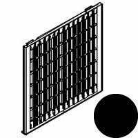 シャープ プラズマクラスターイオン発生機用 フィルター(吸込口)<ブラック系>(1枚)(281 337 0017)[SHARP 純正 正規品 交換 部品 パーツ  新品 新しい フィルター]※取寄せ品