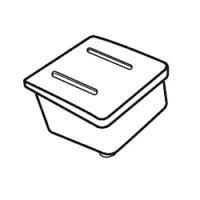 《セール期間クーポン記載》東芝 炊飯器 TOSHIBA ☆炊飯器蒸気口 32019770 ※取寄せ品