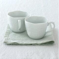 定番ぶどう柄のマグカップセット【栗原はるみ/洋食器/セット】 ぶどう ペアマグカップ