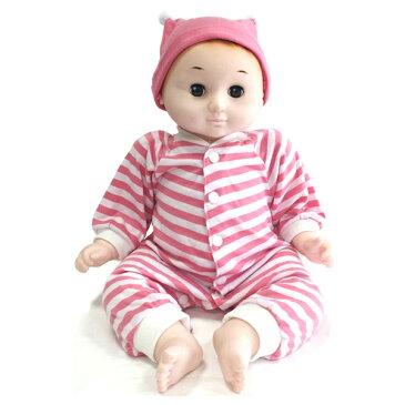 【ランキング1位獲得】癒しの赤ちゃん人形 「ともちゃん」 おもちゃ 着せ替え人形 ドールハウスドールセラピーやベビーマッサージの練習にも♪ おもちゃドールセラピー人形子供情操教育誕生日プレゼント50 60サイズベビー服着せ替えブルーピンククリスマスギフト