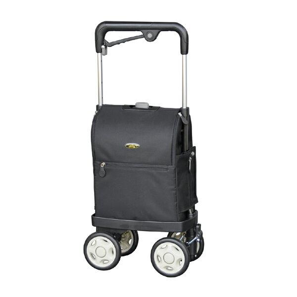 バッグ スーツケース・キャリーバッグ ウォーキングキャリーアイカート ラブ押しやすく取りましが楽々 No.813 ショッピングカート 保冷 シルバーカート 買い物キャリーカート