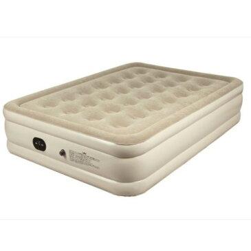 【ダブル】 自動でふくらむエアーベッド 033【クーポン進呈】自動的にふくらみ約3分でふかふかベッドに♪しまう時もスイッチひとつで自動的に一気にしぼみます Be-60083 エアーベッド 自動 インテリア 寝具 ベッド エアーベッド マットレス 電動ポンプ 自動給排気ポンプ