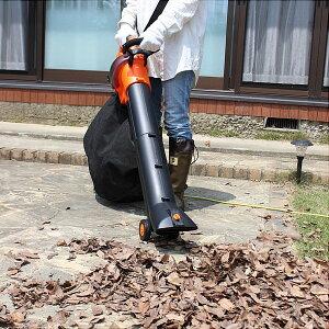 落ち葉 掃除機